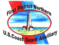 First District Auxiliary Logo